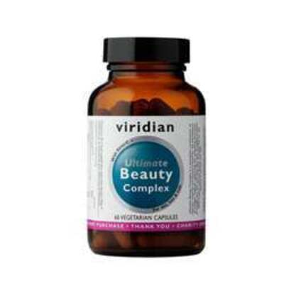 Viridian Ultimate Beauty Complex 60 Capsules