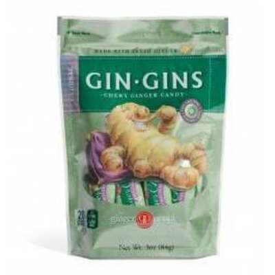 The Ginger People Gin Gins Original Ginger Candy 84g