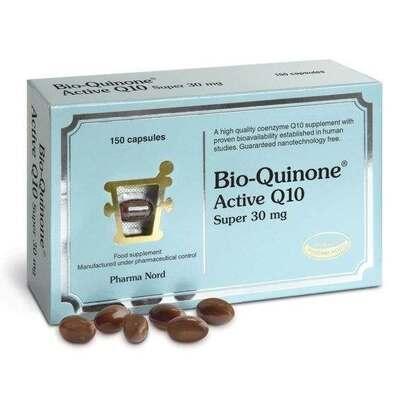 Pharma Nord Super Bio-Quinone Q10 30mg 150 Capsules