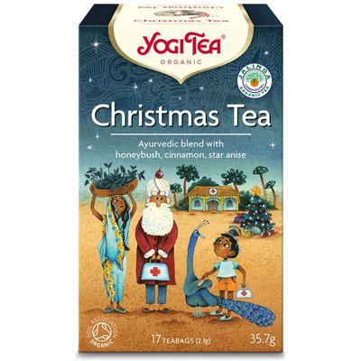 Yogi Tea Organic Christmas Tea 17 Bags