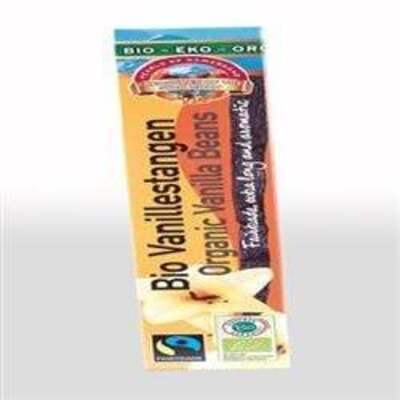 Pearls of Samarkand Organic Fairtrade Bourbon Vanilla Beans 70g