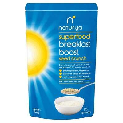 Naturya Breakfast Boost Seed Crunch 150g