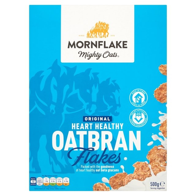 Mornflake Original Oatbran Flakes 500g