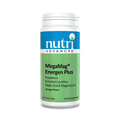 Nutri Advanced MegaMag Energen Plus Orange 210g