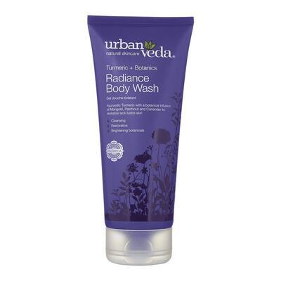 Urban Veda Radiance Body Wash 200ml