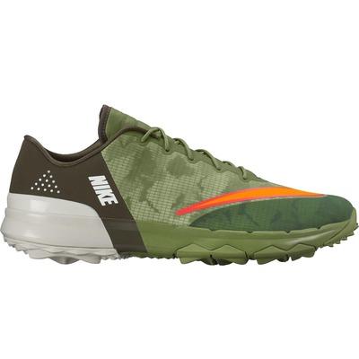 Nike Golf Shoes FI Flex Palm Green Camo 2017