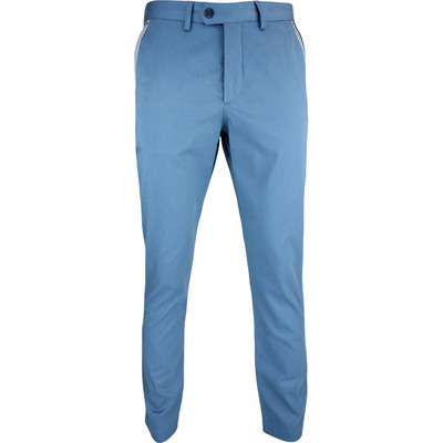 Ted Baker Golf Trousers WR Chino Pant Blue SS17