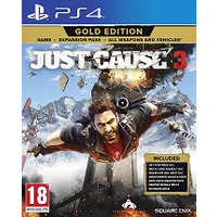Image of Just Cause 3 Gold Edition