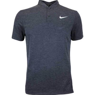 Nike Golf Shirt NK Dry Ultra 2 Blade Black AW17
