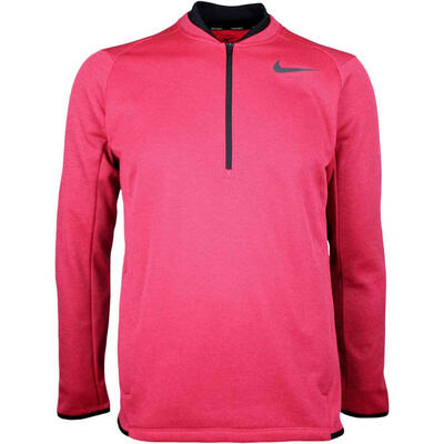 Nike Golf Pullover Therma Fit Half Zip Siren Red AW17