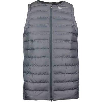 Nike Golf Gilet Aeroloft Vest Dark Grey AW17