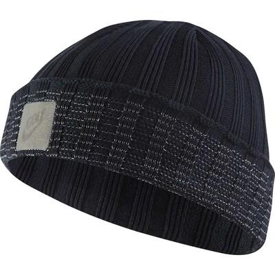 Nike Golf Hat Knit Beanie Armory Navy AW17