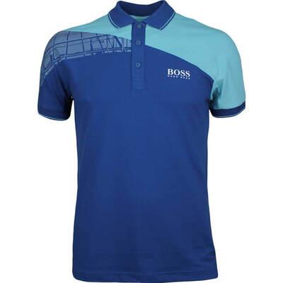 Hugo Boss Golf Shirt Paddy Pro 3 Poseidon FA17