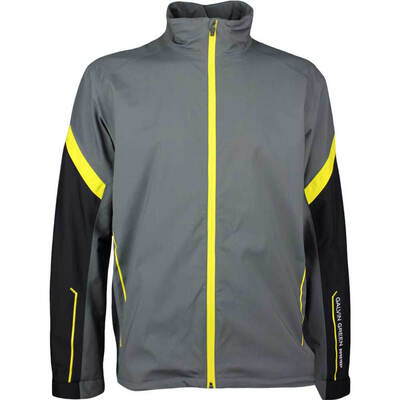 Galvin Green Waterproof Golf Jacket ALLEN Iron Grey AW17