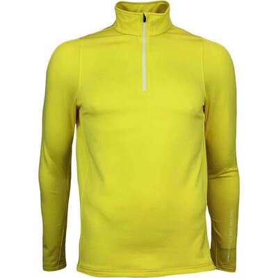 Galvin Green Golf Pullover DEAN Insula Lite Yellow AW17