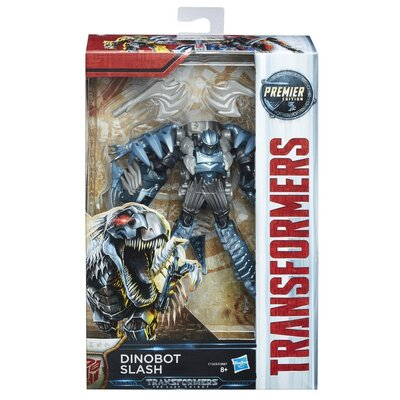 Transformers: The Last Knight Premier Edition Deluxe Figures   Dinobot Slash