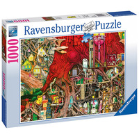 Image of Ravensburger Colin Thompson - Hidden World 1000pc Jigsaw Puzzle