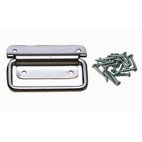 Steel Drop Handle With Screws