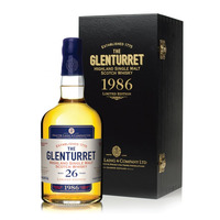 Glenturret 1986 26 Year Old - 46.8%