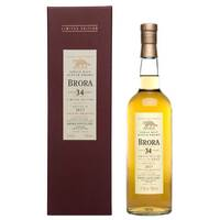 Brora 34 Year Old - Diageo Special Release 2017