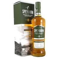 Speyburn 10 Year Old Whisky
