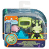 Fisher-price Octonauts Tweak & Glow In The Dark Blowfish & Diving Mask