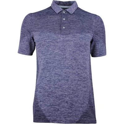 Puma Golf Shirt Evoknit Seamless Peacoat SS18