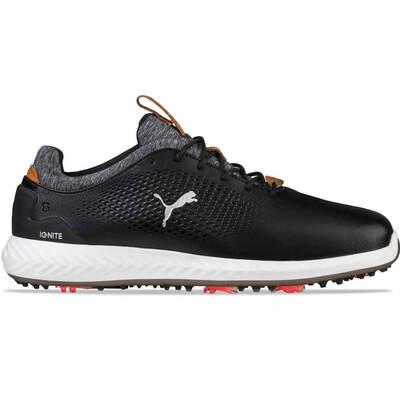 Puma Golf Shoes Ignite PWRADAPT Leather Black SS19