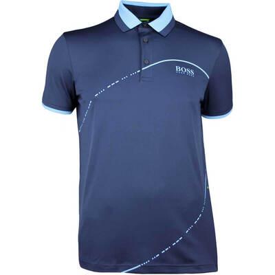 Hugo Boss Golf Shirt Paddy Pro 2 Nightwatch SP18