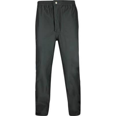 Galvin Green Waterproof Golf Trousers AXEL C KNIT Black SS20