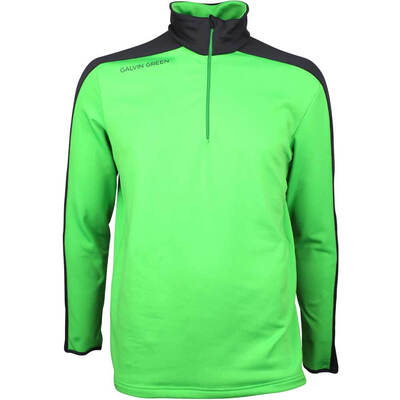 Galvin Green Golf Pullover DEX Insula Fore Green SS18