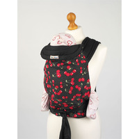 Red Cherry Soft & Strong Mei Tai Baby Sling