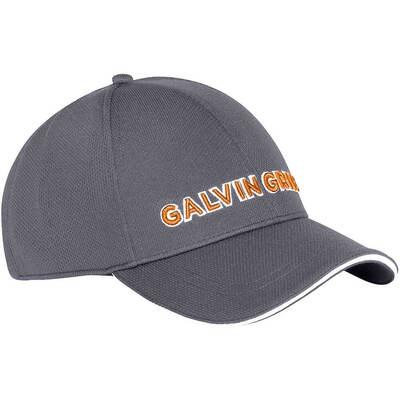Galvin Green Golf Cap Stone Iron Grey Orange SS18