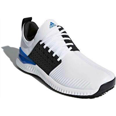 Adidas Golf Shoes Adicross Bounce Leather White 2018