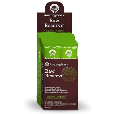 Amazing Grass Raw Reserve Original 15 Sachets