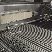 Draco Grills Rotisserie for 4 burner barbecues