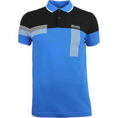 Hugo Boss Golf Shirt Paddy Pro 2 Daphne Blue PF18