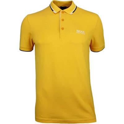 Hugo Boss Golf Shirt Paddy Pro Citrus FA18