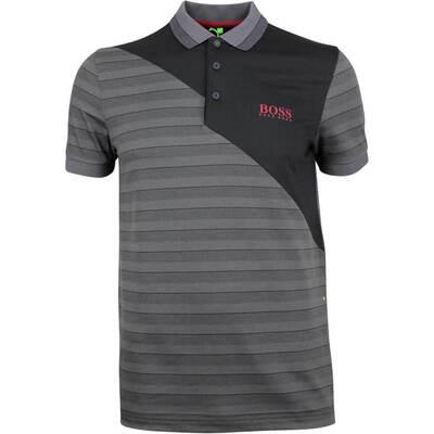 Hugo Boss Golf Shirt Paddy Pro 2 Black FA18