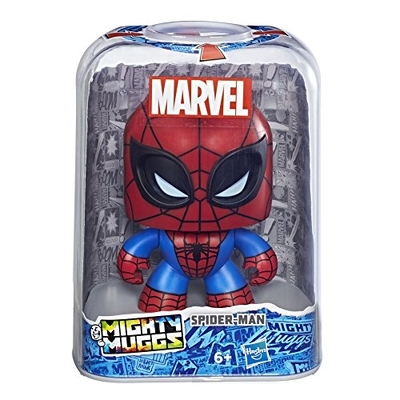 Marvel Classic Mighty Muggs Spider Man No.4 Figure