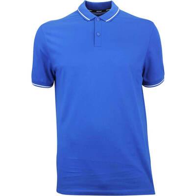 Nike Golf Shirt NK Dry Pique Gym Blue AW18