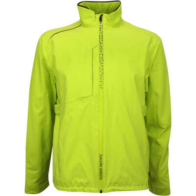Galvin Green Waterproof Golf Jacket Alfred Lemonade AW18