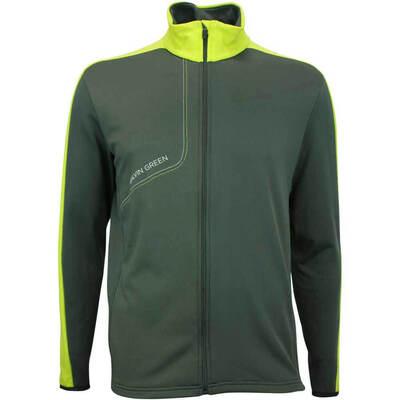 Galvin Green Golf Jacket Dario Insula Beluga AW18
