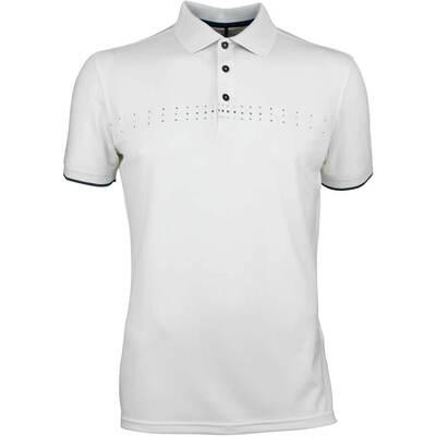 Galvin Green Golf Shirt Milo Snow AW18
