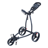 Big Max Blade IP Golf Trolley - Black