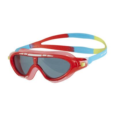 Speedo Biofuse Rift Junior Swimming Goggles - Blue/Red