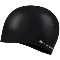 Aqua Sphere Classic Junior Swimming Cap - Black