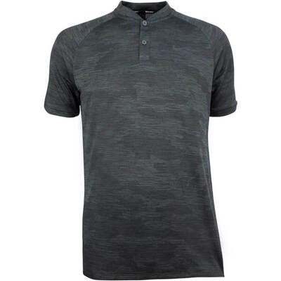 Nike Golf Shirt TW Zonal Cooling Camo Blade Anthracite SS19
