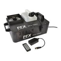 PFX1500V Jet Blaster 1500 Vertical Smoke Machine