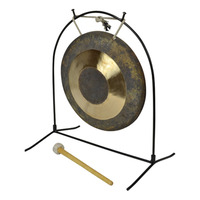"""10"""" Tam Tam Gong with Stand & Mallet"""